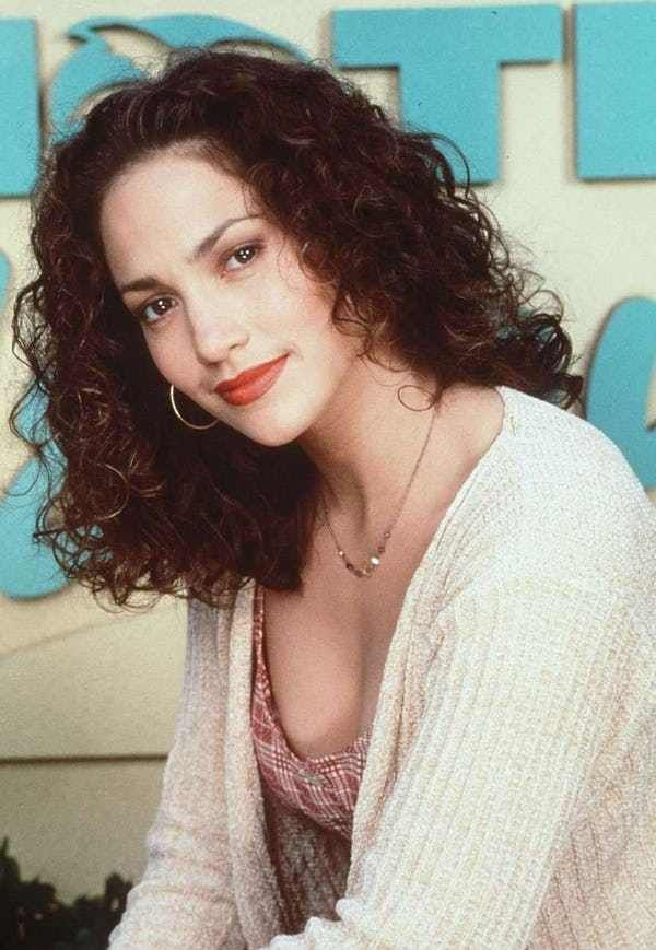 """These photos feature young Jennifer Lopez, also known as J. Lo. When Jennifer Lopez was young, she had a much shorter haircut compared to the longer do she sports today. She first caught the public's attention as a dancer from 1991 – 1993 on the hit television show """"In Living Color"""", and only saw s..."""