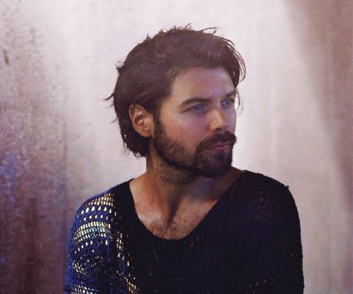 Simon Neil, vocalist of Scottish band Biffy Clyro