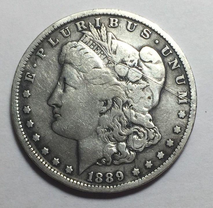 90% Silver 1889-O Morgan Silver Dollar. Take a LOOK!