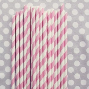 remember when all straws were paper!