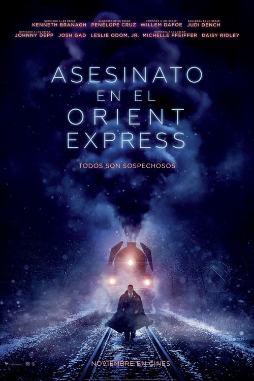 Watch Murder on the Orient Express FULL MOvies Free Download - Watch or Stream Free HD Quality