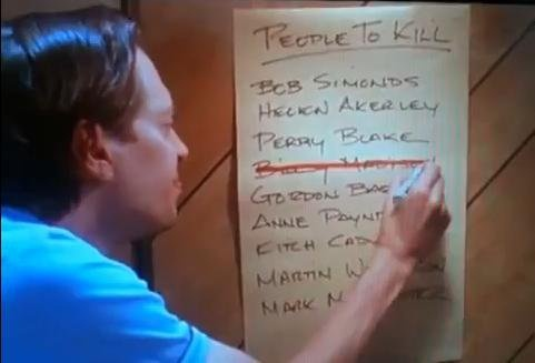 people to kill list billy madison version funny
