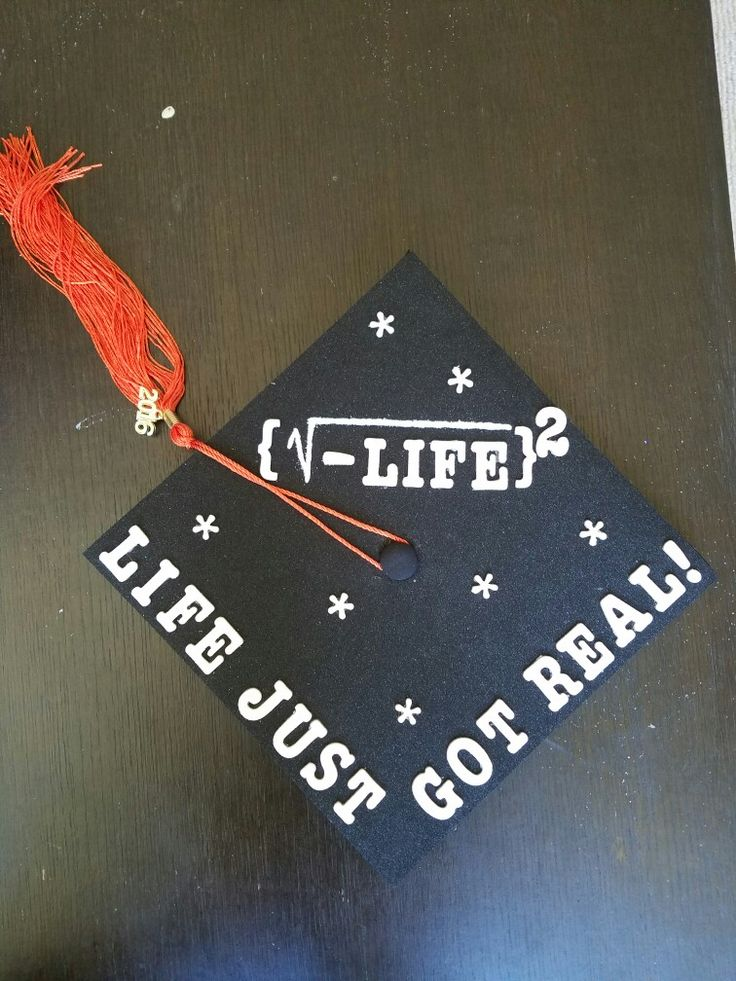 Engineering graduation cap | To Make | Teacher graduation ...