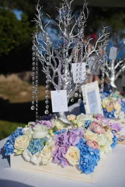 Mallorca Decor wishing tree wedding
