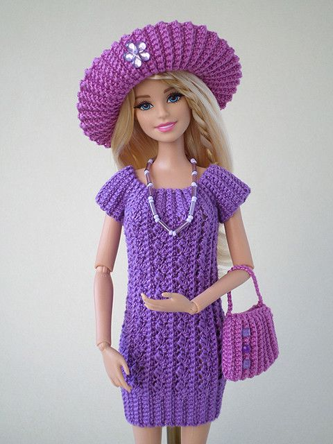 PlayDolls.ru - Играем в куклы: Апельсиновая кошечка: Одежда для кукол. (48/51)