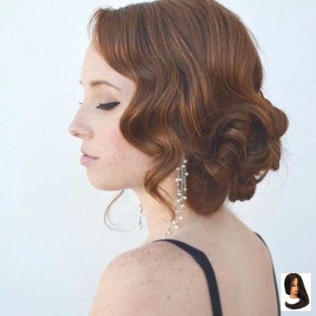 #Gorgeous #Hair #Hairstyles #long #Prom #prom Hairstyle 27 Gorgeous Prom H