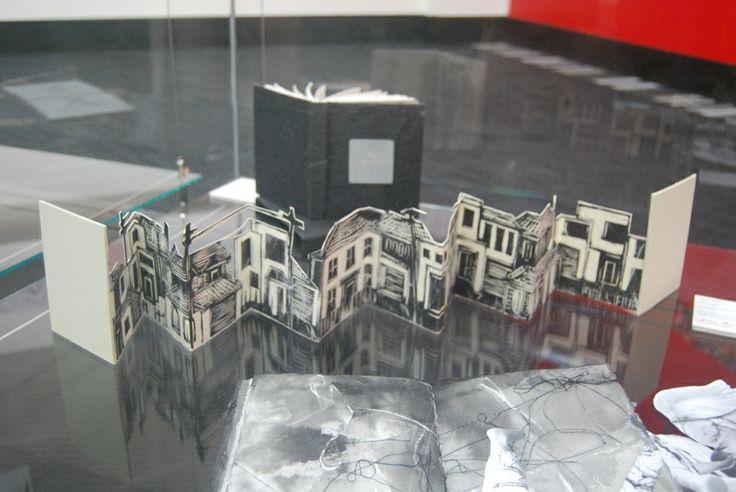Bowen Library - Zine Exhibition