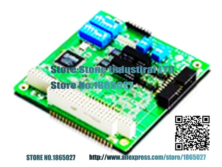 CA-132/2 serial RS-422/485 PC / 104 module 100% test good quality