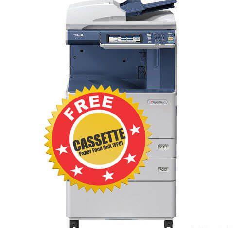 Mesin Fotocopy E-studio 2051c +RADF