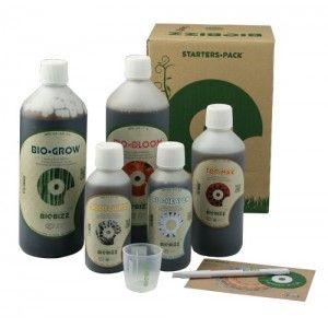 BioBizz Starter kit - Soil