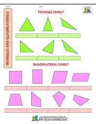 Resultado de imagen para triangles and quadrilaterals
