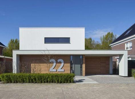 Broos de Bruijn Architects Beispiel Carport   – Architektur