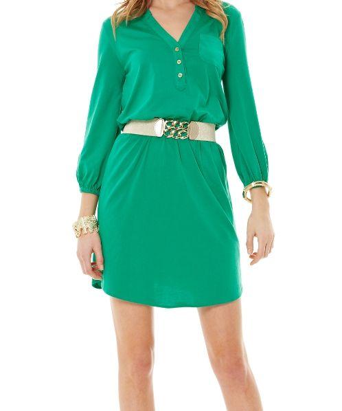 Beckett Shirt Dress #Resort365