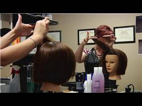 Hair Styling Ideas : How to Cut Layered Hair - YouTube