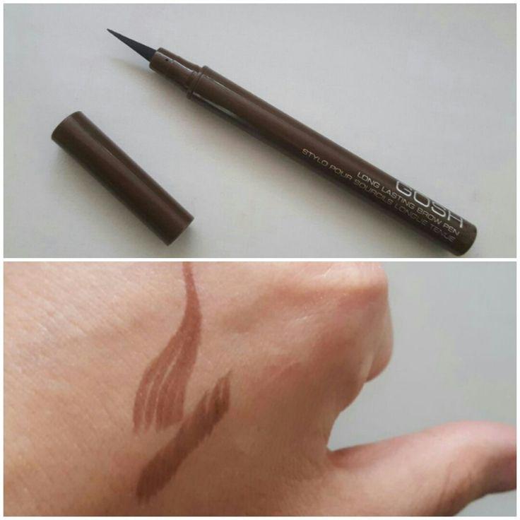 gosh long lasting brow pen