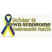 Down Syndrome Awareness Month Is October | Down Syndrome | Pinterest