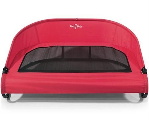 Trailblazer Red Cool Air Cot For Dogs And Cats Dog Cots Dog Bed