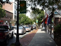 North Attleboro MA has a truly underrated downtown -- tree lined, mom and pop shops, townie and more upscale restaurants, lots of community events, and fine neighborhoods off the central district. http://newenglandtravelnews.blogspot.com/2008/10/small-town-feel-with-great-downtown.html