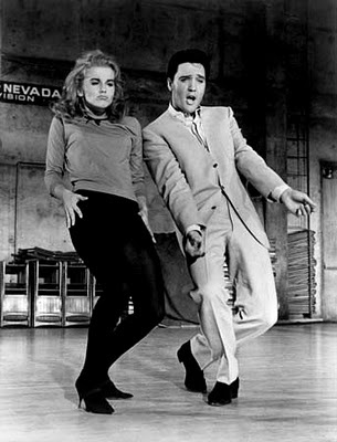 Ann-Margaret and Elvis  love this picture