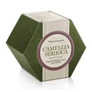 Набор Camellia Sibirica 3 вида фиточая.  Три разных аромата и польза сибирских растений в каждом глотке ароматного фиточая!