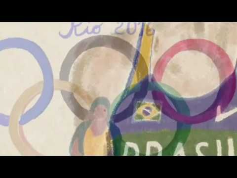Rio 2016 .  https://www.youtube.com/watch?v=gsJfWHdxaOk&feature=youtu.be  #olimpíadas2016 #rio2016 #artemariaceciliacamargo #pelé