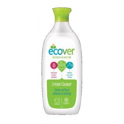#ECOVER biodegradowalne środki czystości