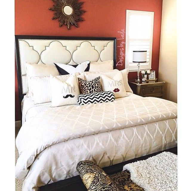 Master Bedroom Inspiration We Love The Black And White