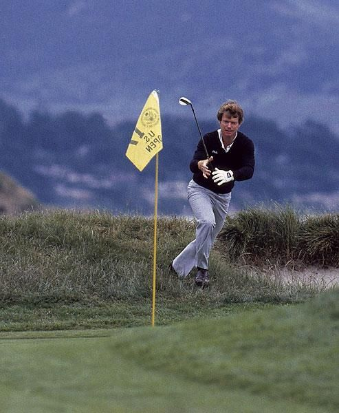 Tom Watson Chip-in to Win the 1982 US Open over Jack Nicklaus // Pipeline Marketing