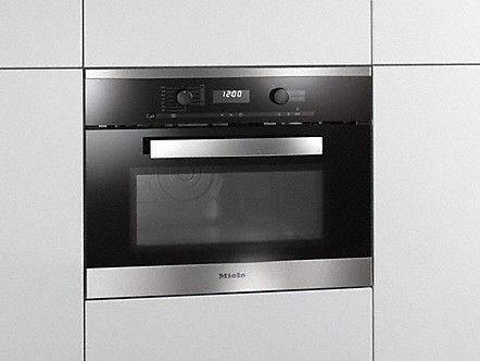Miele magnetron met XL-bereidingsruimte - Product in beeld - Startpagina voor keuken ideeën | UW-keuken.nl