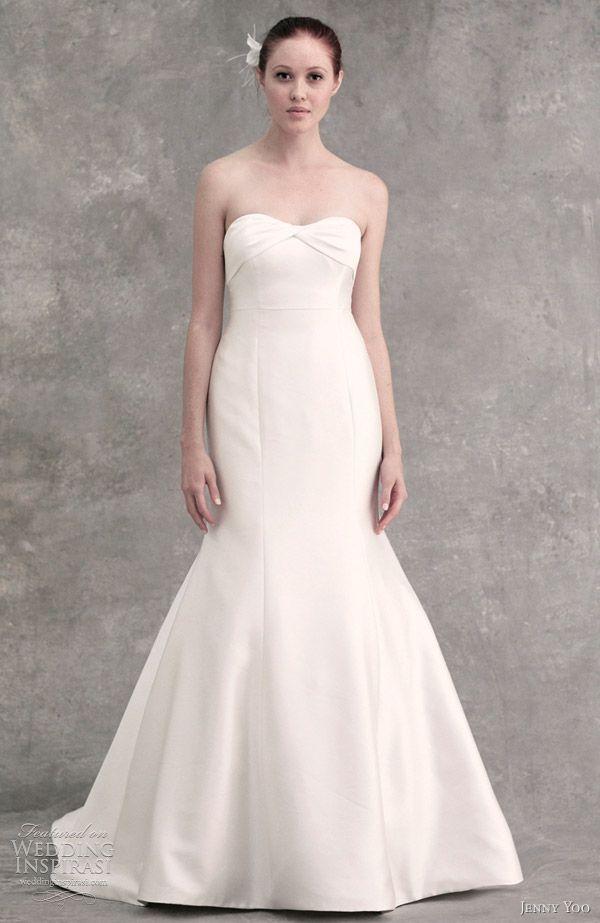 jenny yoo wedding gowns 2012 sandrina