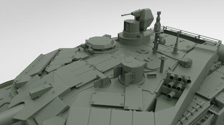 In Development: T-90MS | Armored Warfare - Official Website