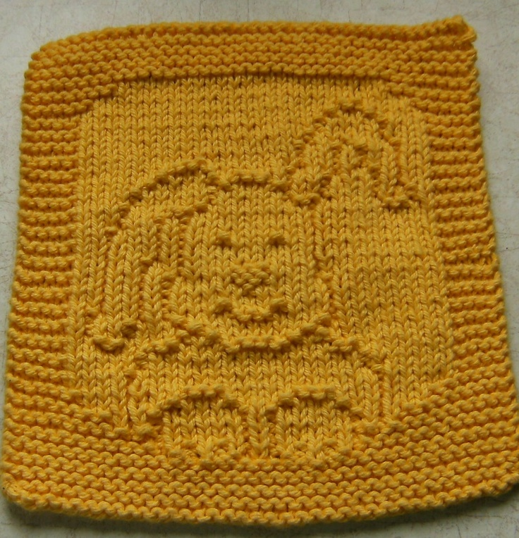 Knitting Dishcloths Free Patterns : Best images about knit dishcloths on pinterest free