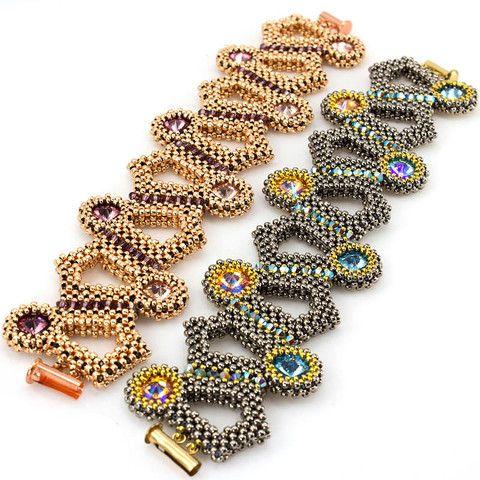 Alchymia Bracelet Kit - Beads Gone Wild  - 2