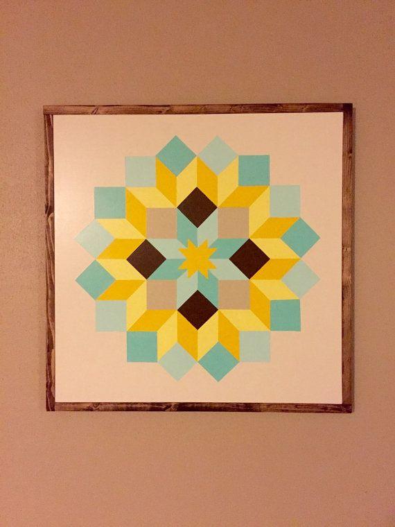 824 best Barn art images on Pinterest | Patterns, Adult crafts and ... : framed quilt art - Adamdwight.com