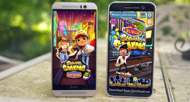 To install the subway surfers' modded version in the android device, first you will have to start the subway surfers' mod apk download in the device from direct links