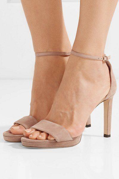 9203bba7213e Misty 120 suede sandals by Jimmy Choo  jimmychoo