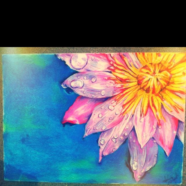 36 Best Chalk Pastel Images On Pinterest