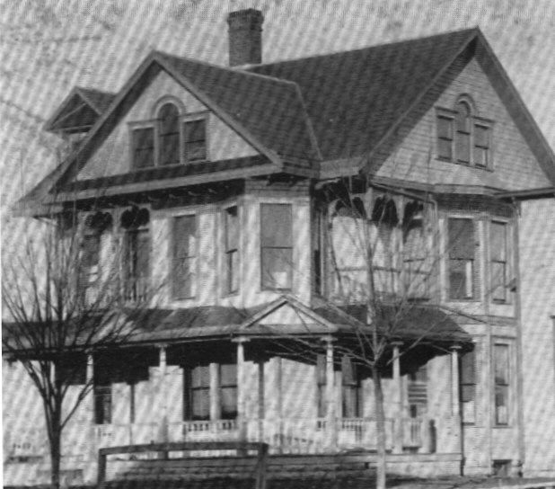 158 N Marion St Waldo Prior To A 1950 Renovation This