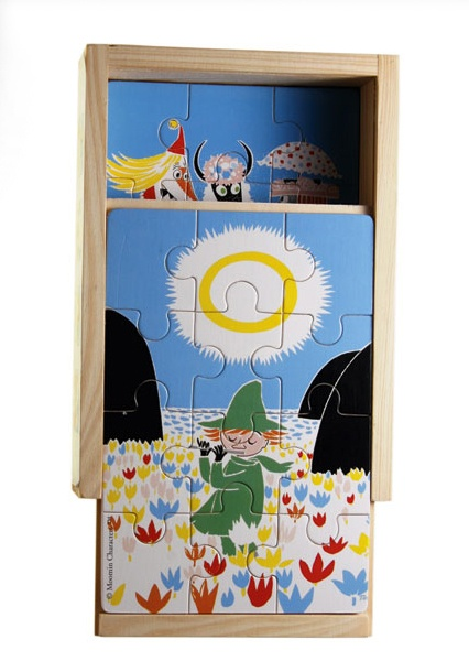 Moomin puzzle