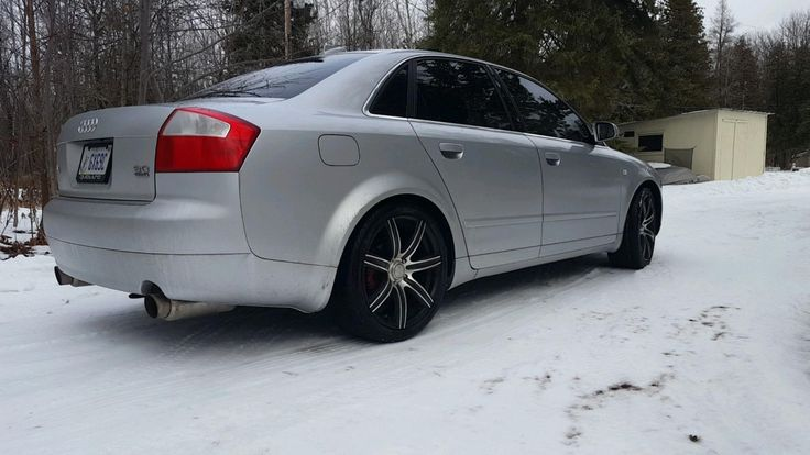 Thinking about new exhaust - B6 A4 3.0 Quattro Manual #Audi #cars #car #quattro
