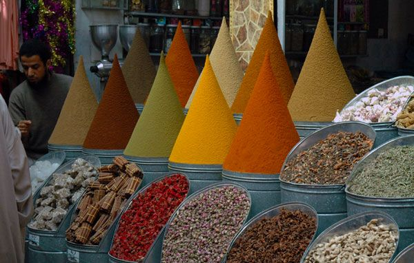 a journey of flavors through kasbahs and medinas | marrakech