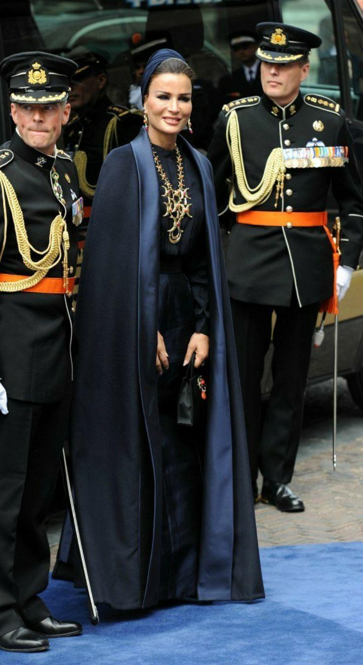 Sheikha Mozah of Quatar