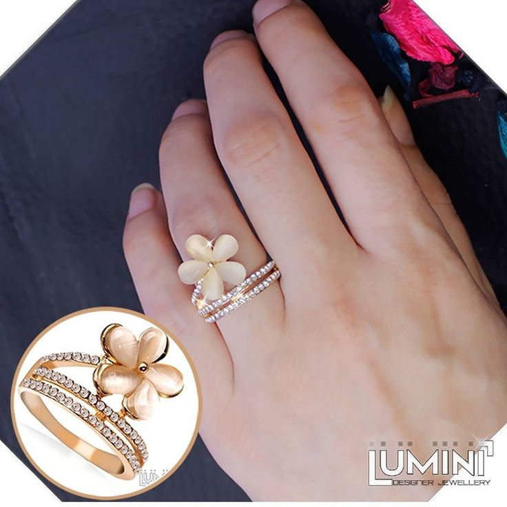 NEW COLLECTION: Opal Statement Rings. Search for MONA LISA to find these in our online store!  (Link to store is in bio ) . Follow us @lumini.in @lumini.in . Free all India courier shipping on orders above INR 500! .  PayTM  All Debit cards Credit cards  Bank Transfer UPI  Shipped within 24 hours  Shipped by courier with online tracking