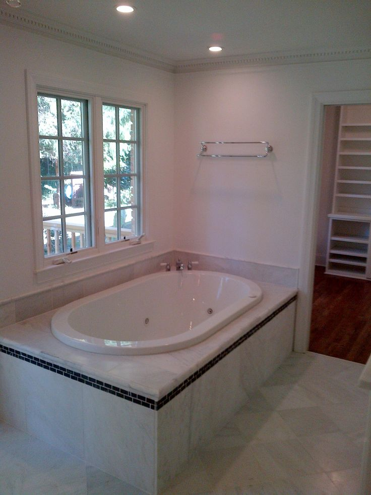 atlanta master bathroom remodel by penn carpentry general contractor homeimprovement remodeling