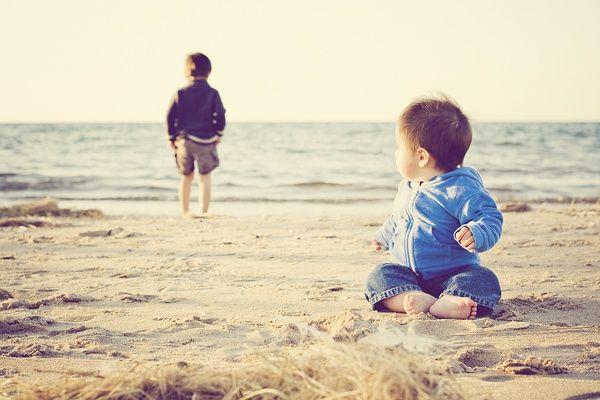 love kid beach photos
