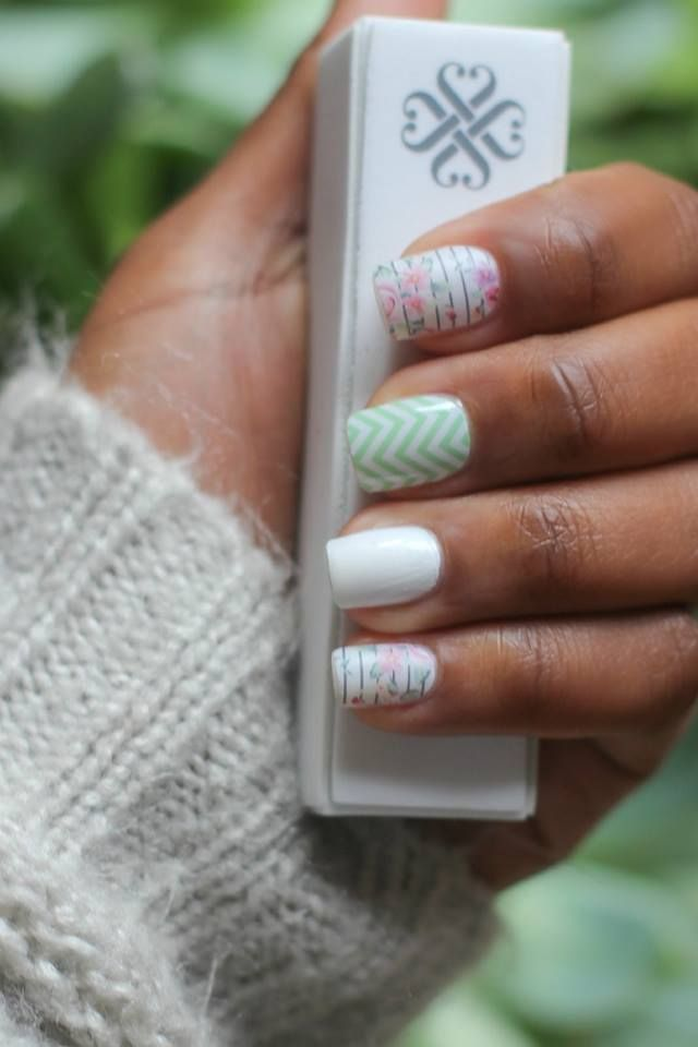 857 best ...Nails images on Pinterest | Jamberry combinations ...