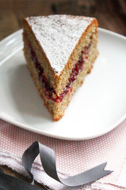 - VANIGLIA - storie di cucina: torta di grano saraceno e mirtilli rossi