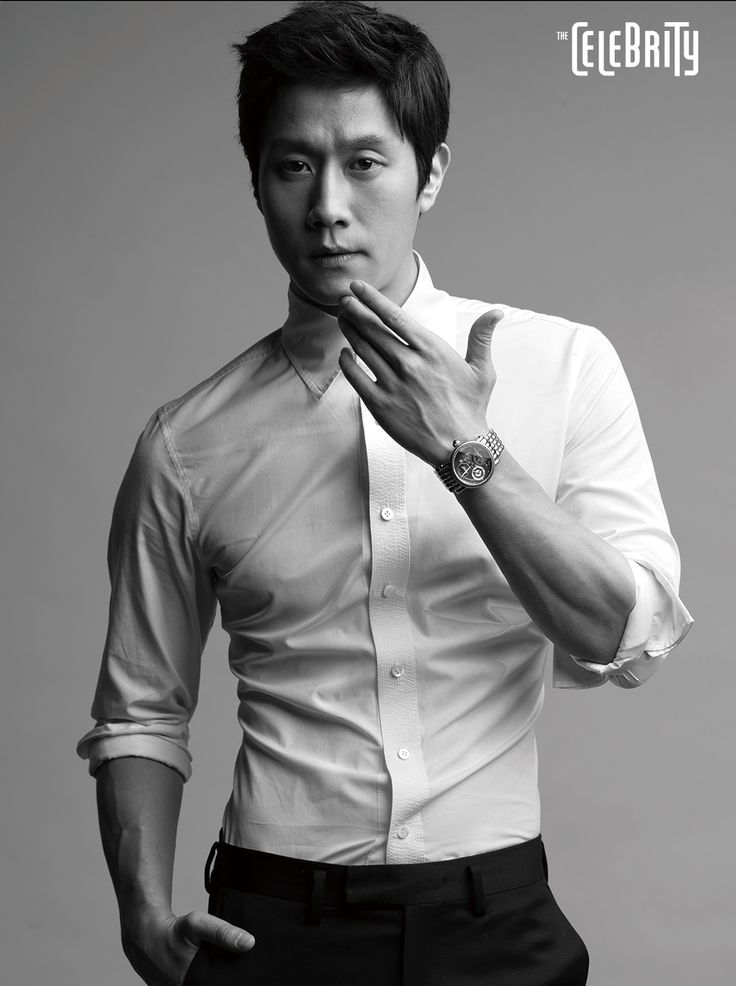 Jung Woo - The Celebrity Magazine February Issue '14