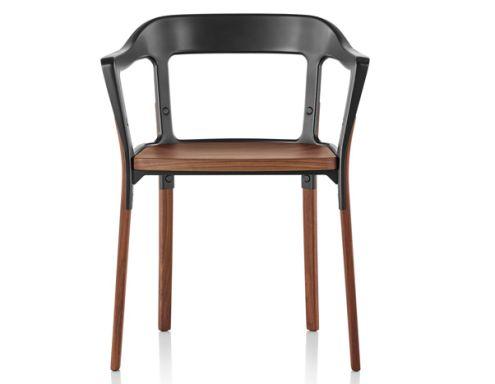 Steelwood Chair3