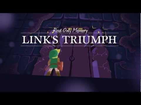 Link's Triumph (Legend of Zelda) - Read Only Memory - Shamoozal.com & GoNintendo.com